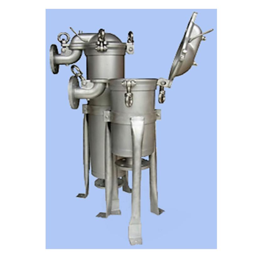 Carcaça de Filtração Mono-Bolsa - Entrada Superior